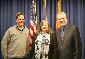 Acting County Executive Adele B  Reiter Spotlights Public
