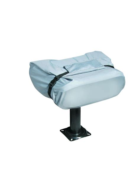 Folding Boat Seat Covers by Boat Seat Cover Bench Pedestal Fixed Folding Seat