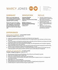 16 nurse resume templates free word pdf documents With experienced nurse resume