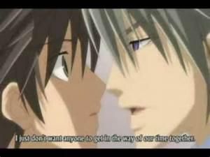 [Usagi x Misaki] When You Kiss Me - YouTube