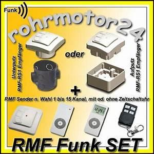 Rolladen über Funk Steuern : rolladenmotor rohrmotor funkmotor rolladen rollo funk ebay ~ Lizthompson.info Haus und Dekorationen