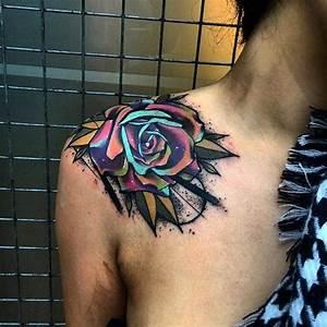 150+ Best Shoulder Tattoos For Men (2020) Tribal Designs ...