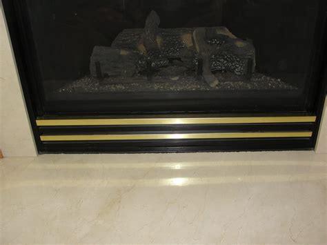 Gas Fireplace Glass White Haze Homesmsp