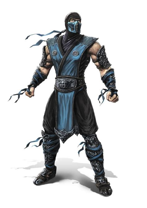 Sub Zero Lin Quei Warrior Wields The Power Of Ice Real