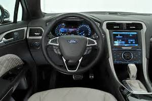 2014 Ford Fusion Sedan 01 2014 Ford Fusion Review Price