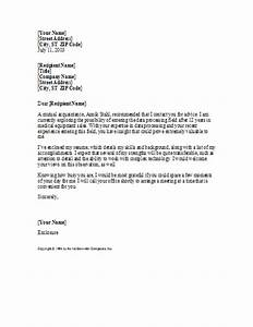 resume cover letter with referral from mutual acquaintance With referral cover letter sample by friend