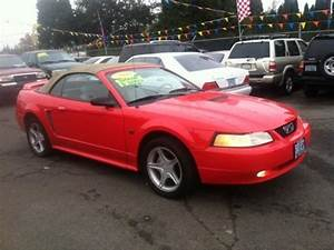 2000 Ford Mustang Convertible GT for Sale in Salem, Oregon Classified | AmericanListed.com