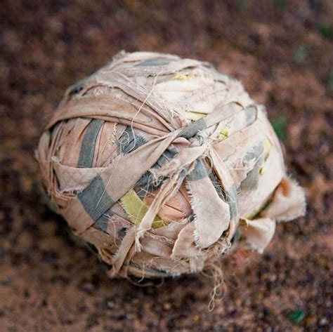 rag balls images  pinterest football futbol