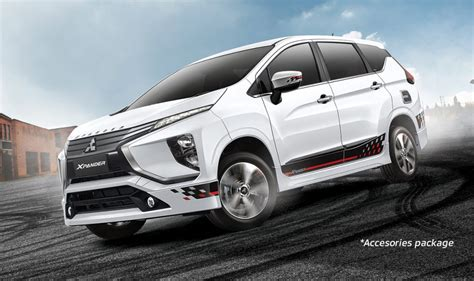 Mitsubishi Xpander Limited Picture by เป ดต ว 2019 Mitsubishi Xpander Ultimate Limited Edition