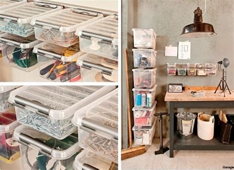 comment ranger atelier bricolage comment ranger garage