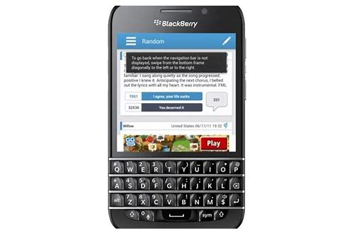 blackberry 10 android apps download