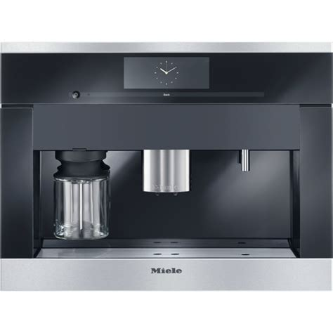 "Miele CVA6800 24"" Built In Coffee System, M Touch Controls"