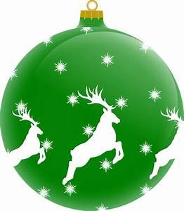 Boule De Noel Verte : image vectorielle gratuite boule rennes boule de no l no l image gratuite sur pixabay 160995 ~ Teatrodelosmanantiales.com Idées de Décoration