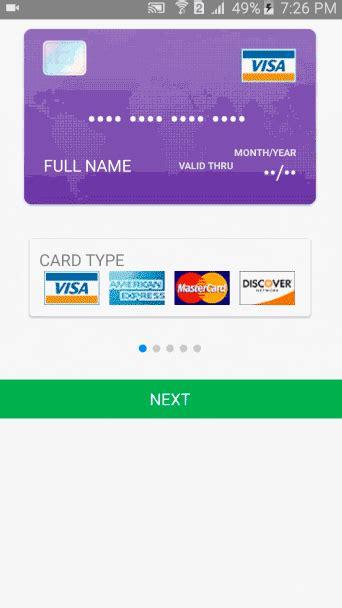 github sbycroszreact native credit card react native