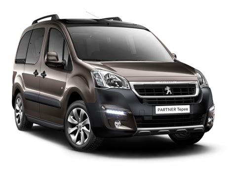 Peugeot Partner Tepee 7 Seater