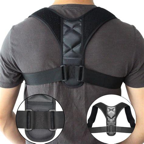 Adjustable Back Posture Corrector Clavicle Spine Back