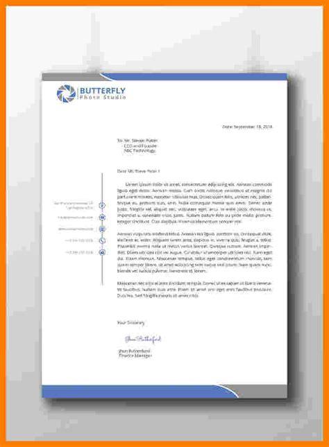 company letterhead  ledger review