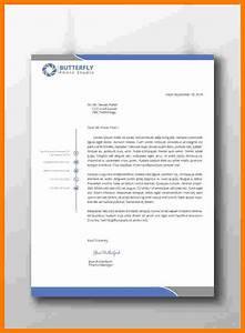 Printable Letterhead Templates 7 Company Letterhead Example Ledger Review