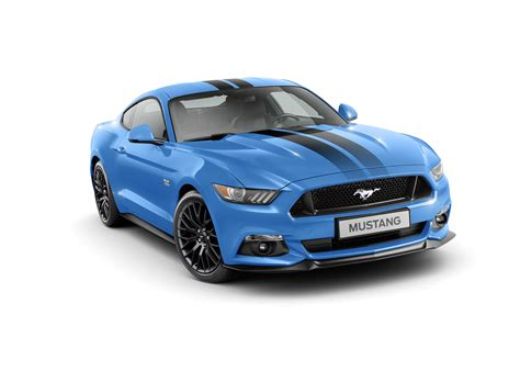 Ford Reveals Two Special Edition Mustangs; Ford Mustang