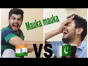 India🇮🇳 Vs Pakistan🇵🇰 | Mauka Mauka | Vine | Ind Vs Pak ...