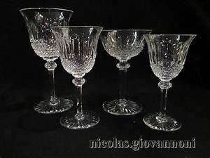 Service De Verre En Cristal : service 48 verres 12x4 tommy saint louis cristal catalogue cristal de france ~ Teatrodelosmanantiales.com Idées de Décoration