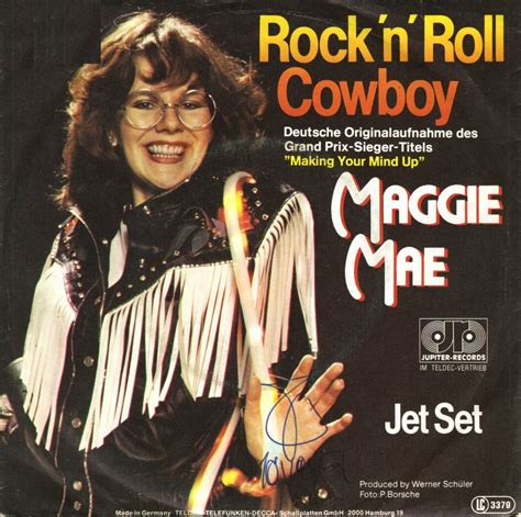 M80s Soundtrack for an 80s Generation: Maggie Mae - Rock ...