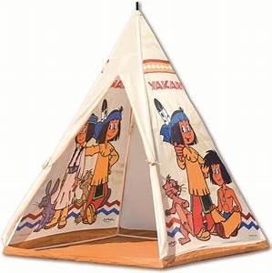 Tipi Enfant Exterieur : acheter tente tipi yakari cabane tente d indien tipi ~ Teatrodelosmanantiales.com Idées de Décoration
