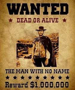 Western Wanted Custom T