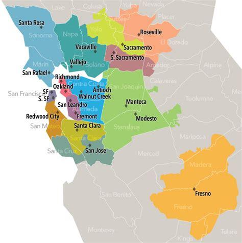 Service California by Service Areas Kaiser Permanente