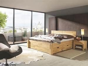 Bett, 180x200, Holz, Holzbett