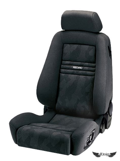 si鑒e semi baquet asiento semi baquet recaro ergomed es alldesign