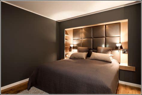 Wand Hinterm Bett Selber Bauen by Indirekte Beleuchtung Hinter Bett Selber Bauen Betten