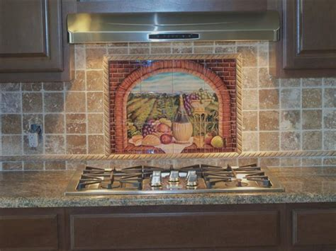 kitchen tile murals backsplash kitchen backsplash ideas pictures of kitchen backsplash