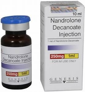 Genesis Nandrolone Decanoate 250mg X 10ml - Euroanabolex