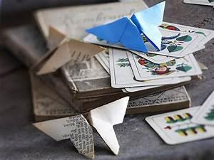 Origami Schmetterling Anleitung : origami schmetterling falten so geht 39 s lecker ~ Frokenaadalensverden.com Haus und Dekorationen