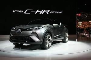 Toyota C Hr 2016 : toyota says c hr will debut at geneva 2016 shows concept in tokyo autoevolution ~ Medecine-chirurgie-esthetiques.com Avis de Voitures