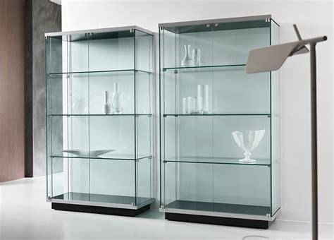 wall mounted display cabinets  glass doors