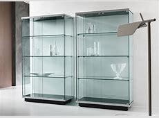 Tonelli Broadway One Glass Cabinet Glass Furniture