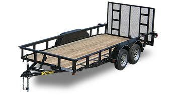 Utility Trailer Lighting Requirements by Trailers For Sale By Kaufman Trailers Nationwide Call 866