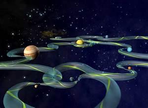 NASA - Interplanetary Superhighway Makes Space Travel Simpler
