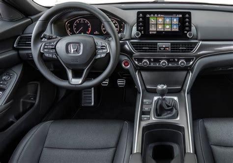 2019 Honda Accord Design