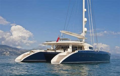 Gemini Catamaran Pictures by Hemisphere Luxury Yacht Charter Superyacht News