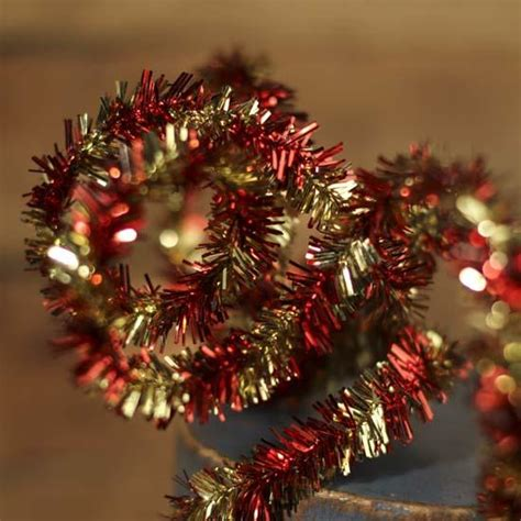 can you still buy xmas tensil mini and gold twisted tinsel garland and winter sale sales