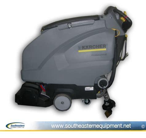 karcher floor scrubber manual demo karcher b40 cylindrical 22 quot floor scrubber
