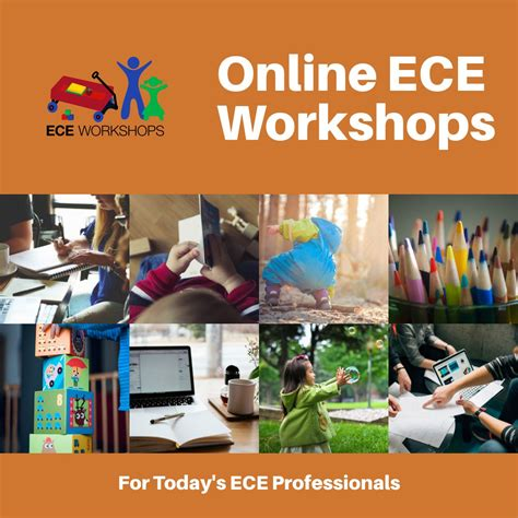 ece workshops start