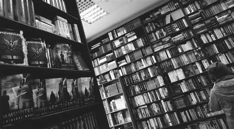 books  shelves  library  stock photo