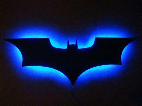 ls with night lights in them batman wall light my own batman wall l ls batman l and