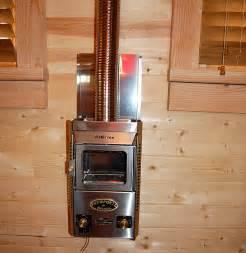 Tiny House Propane Heater