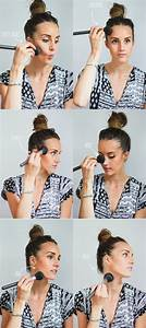 How To Properly Apply Bronzer