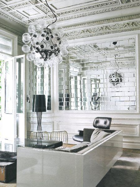 Mirrored Bathroom Wall Tiles by Beveled Mirrored Tiles From Perini Fittings I M Using